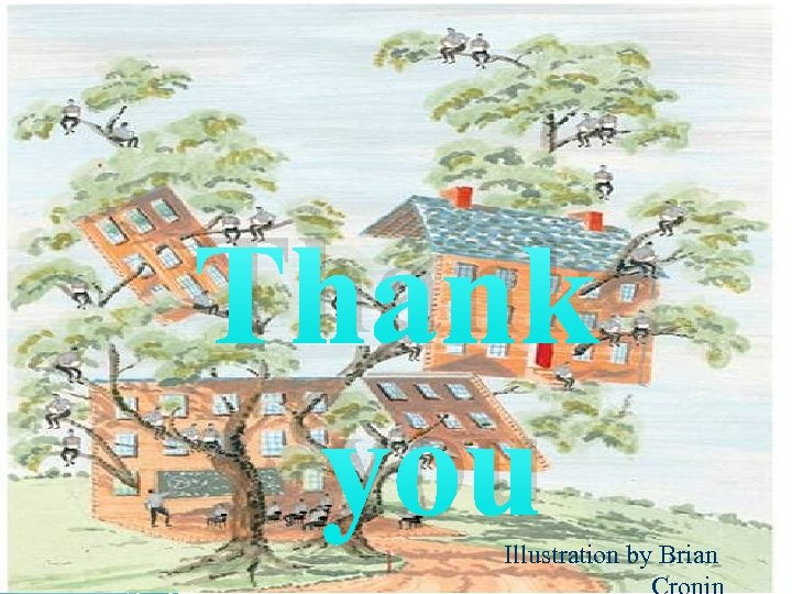 Thank you 18 Illustration by Brian