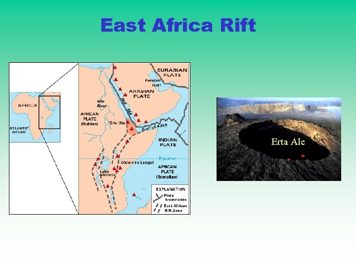 East Africa Rift Erta Ale