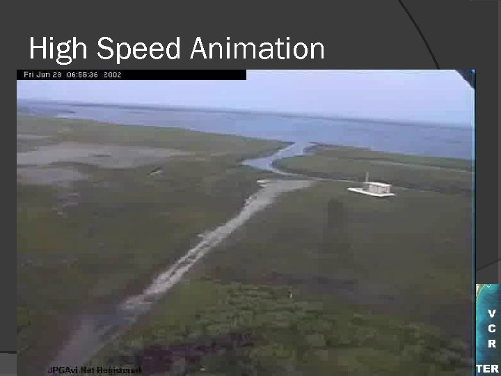 High Speed Animation