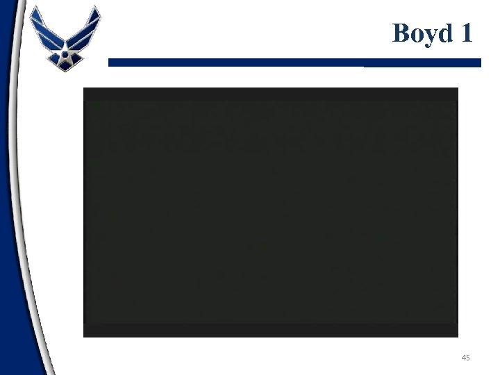 Boyd 1 45