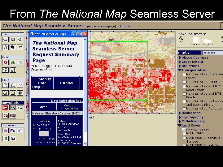 From The National Map Seamless Server