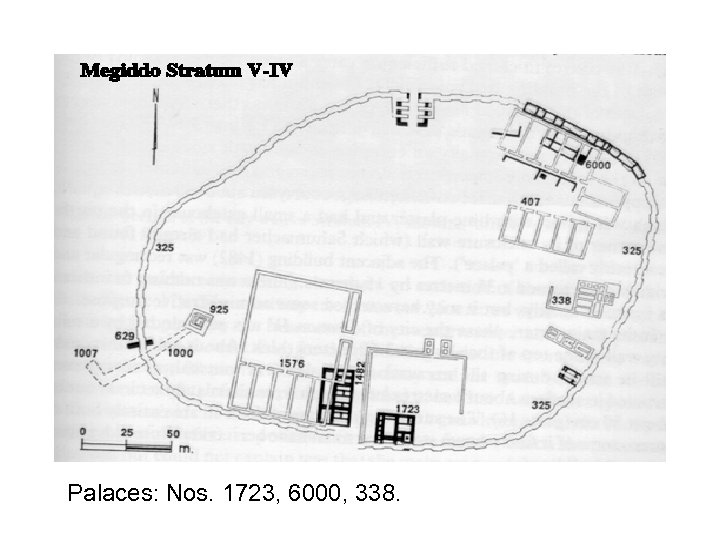 Palaces: Nos. 1723, 6000, 338.