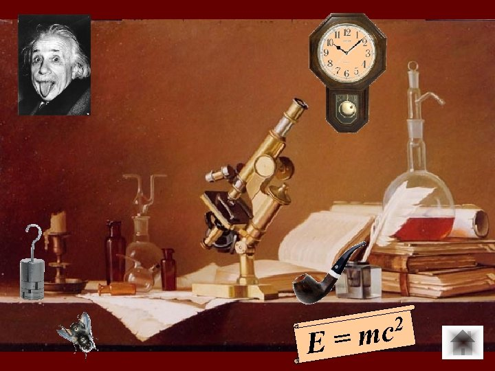 2 = mc E