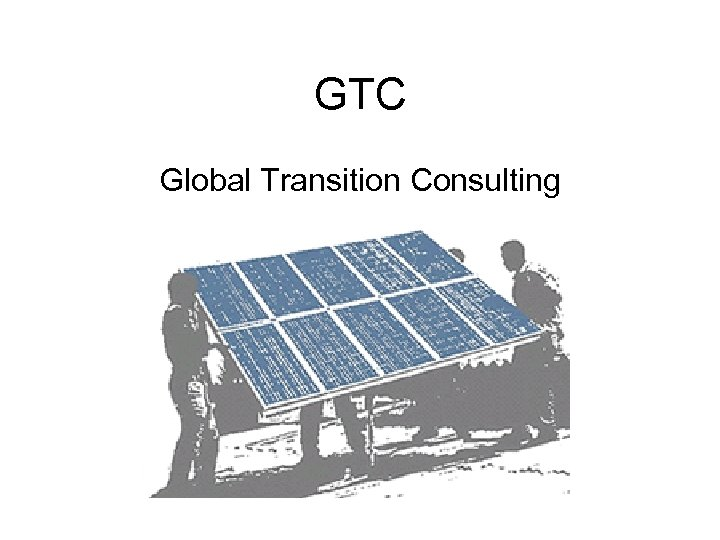 GTC Global Transition Consulting