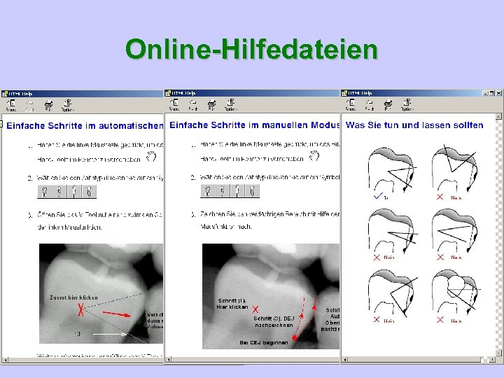 Online-Hilfedateien