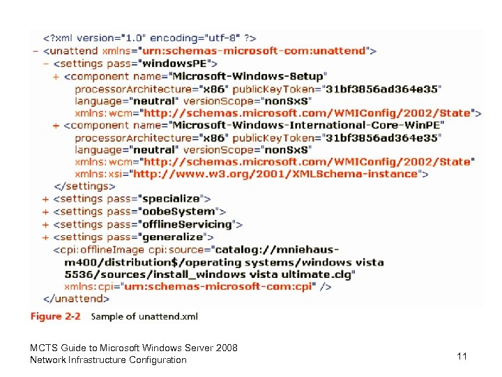 MCTS Guide to Microsoft Windows Server 2008 Network Infrastructure Configuration 11