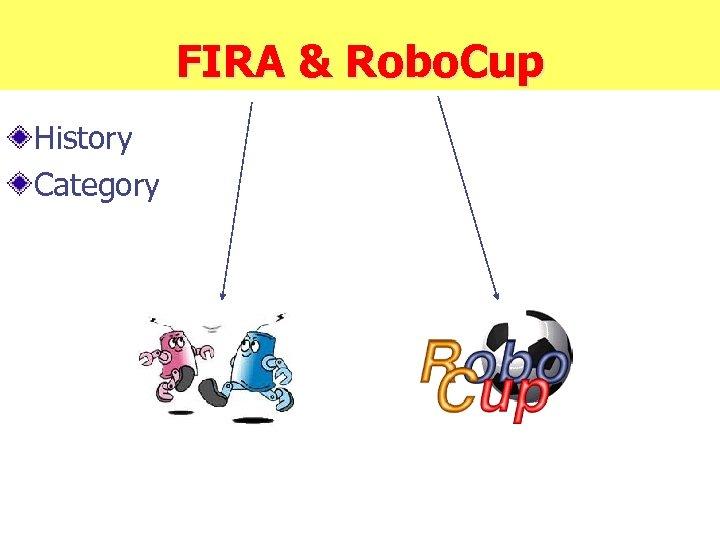 FIRA & Robo. Cup History Category