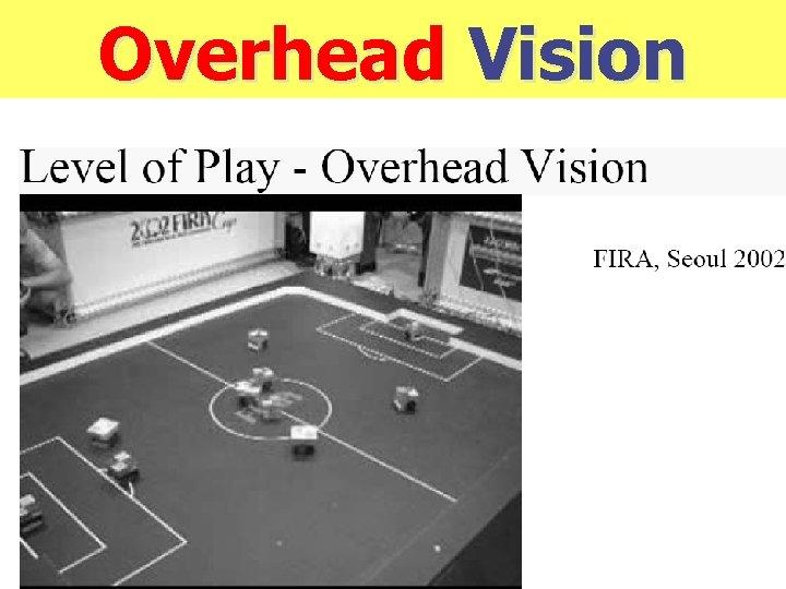 Overhead Vision