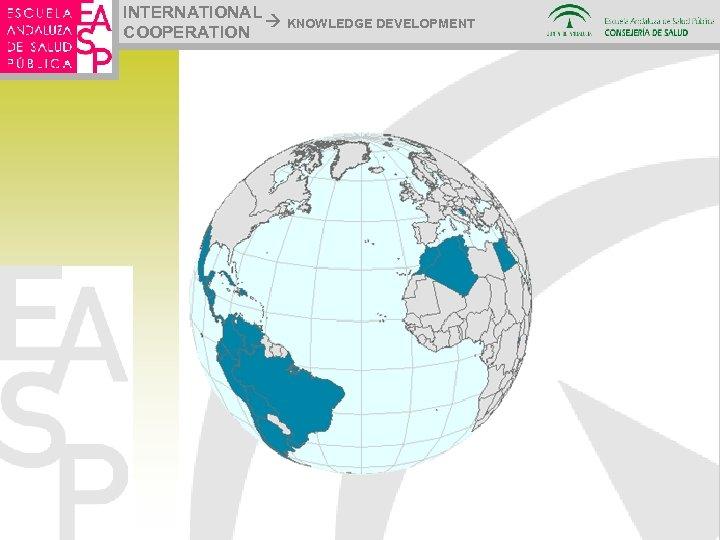 INTERNATIONAL KNOWLEDGE DEVELOPMENT COOPERATION