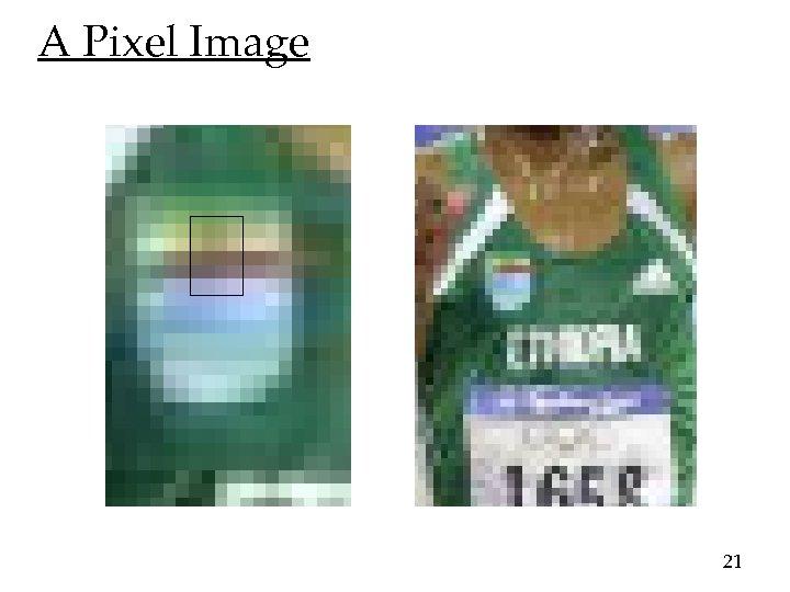 A Pixel Image 21