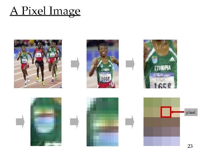 A Pixel Image pixel 23