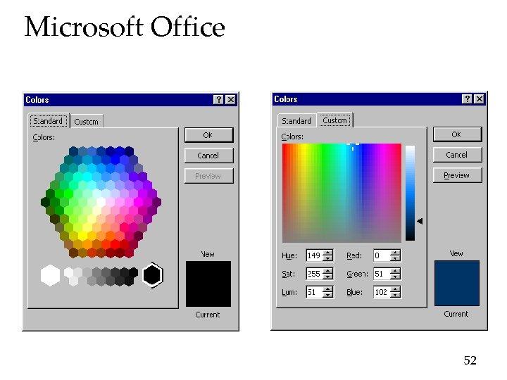Microsoft Office 52