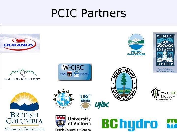 PCIC Partners