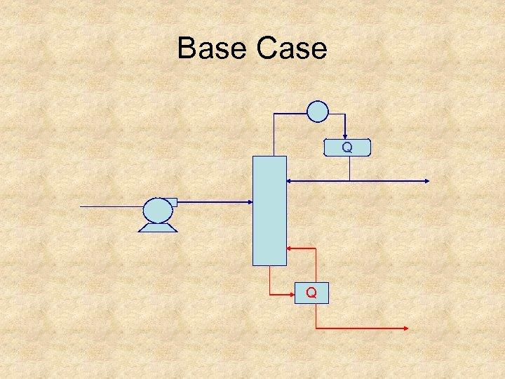 Base Case Q Q