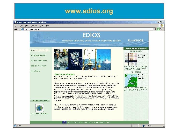 www. edios. org