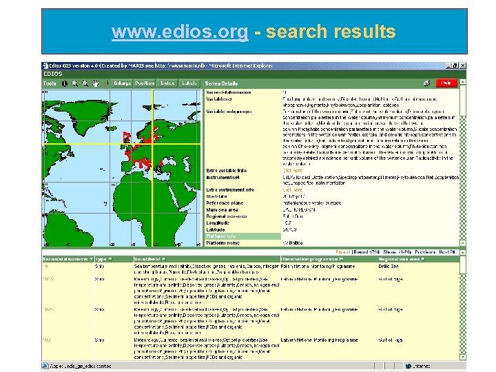 www. edios. org - search results