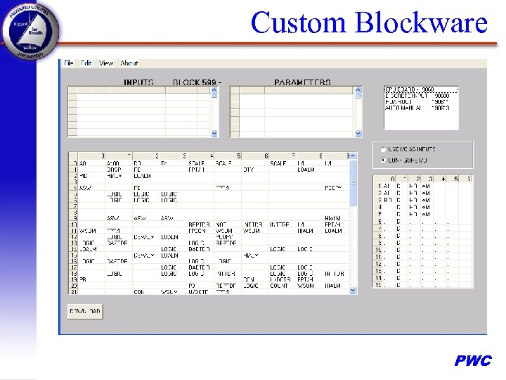 Custom Blockware PWC