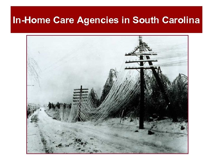 In-Home Care Agencies in South Carolina