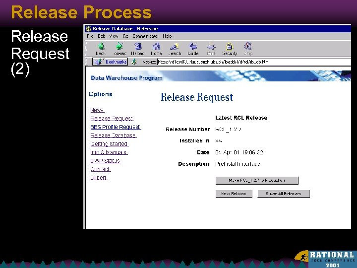 Release Process Release Request (2)