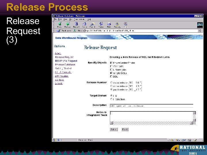Release Process Release Request (3)