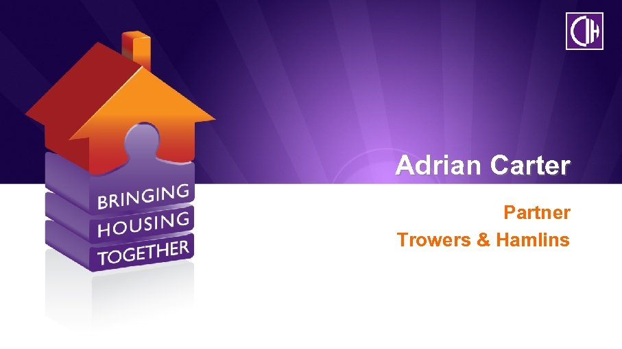 Adrian Carter Partner Trowers & Hamlins