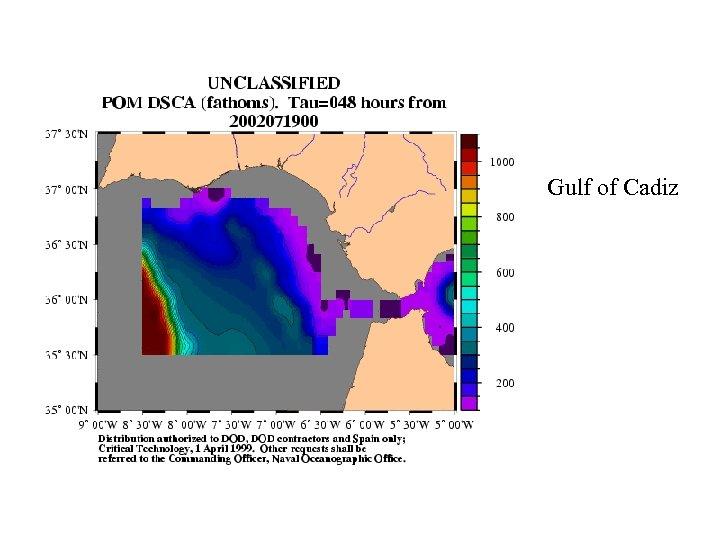 Gulf of Cadiz