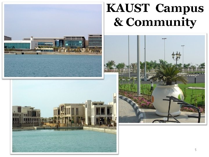KAUST Campus & Community 5
