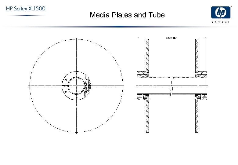 Media Plates and Tube