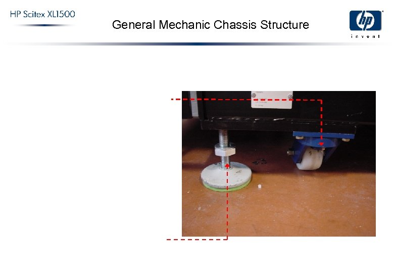 General Mechanic Chassis Structure