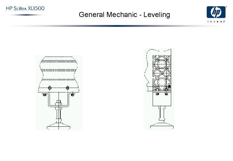 General Mechanic - Leveling