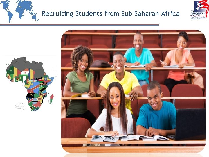 Recruiting Students from Sub Saharan Africa