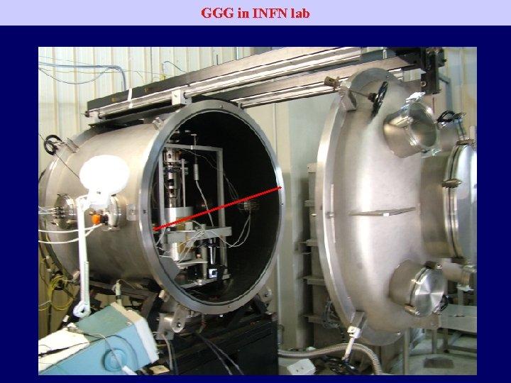 GGG labin INFN lab ) GGG 2005 (March