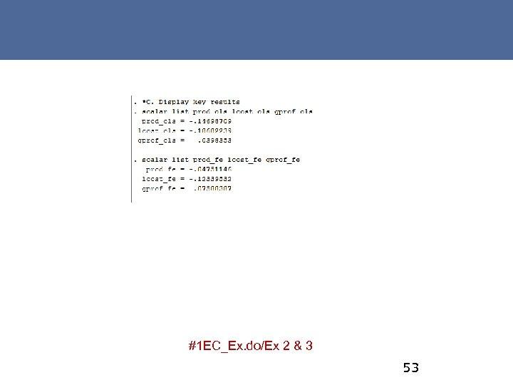 #1 EC_Ex. do/Ex 2 & 3 53