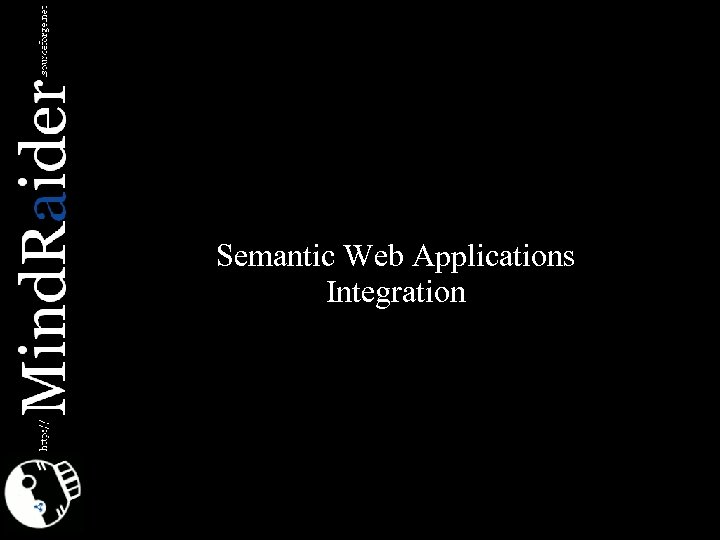 Semantic Web Applications Integration