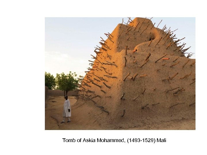 Tomb of Askia Mohammed, (1493 -1529) Mali