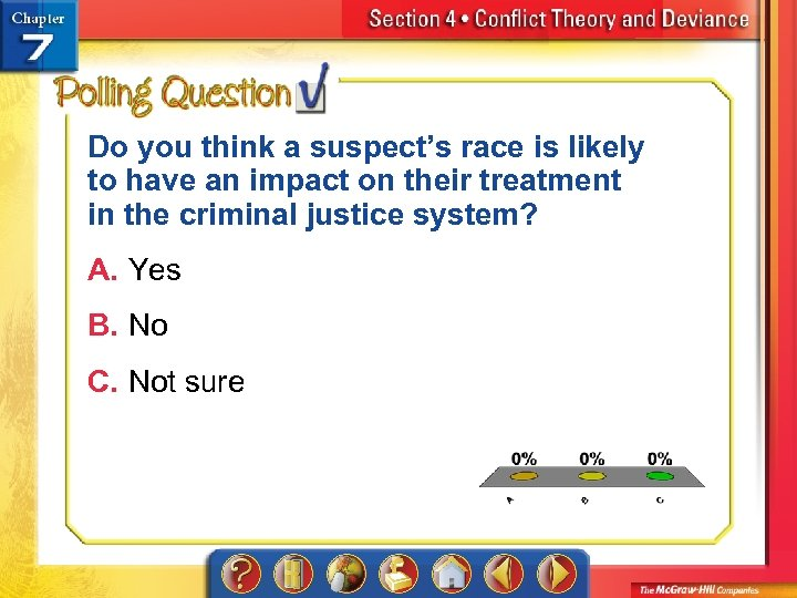 Do you think a suspect's race is likely to have an impact on their