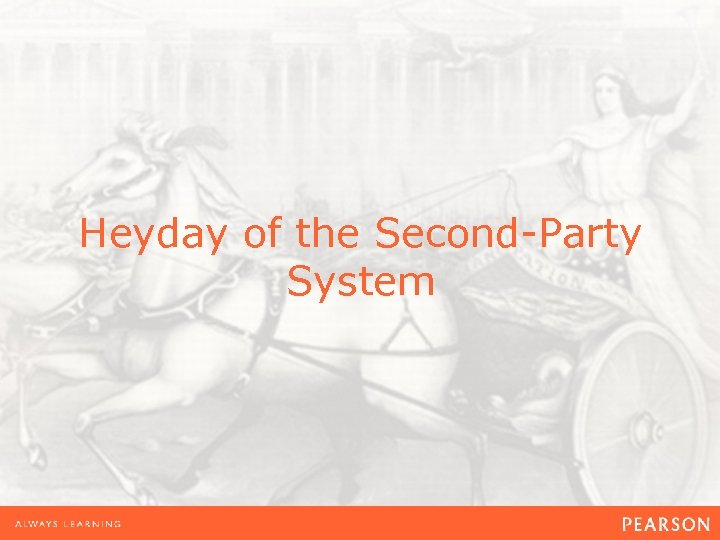 Heyday of the Second-Party System