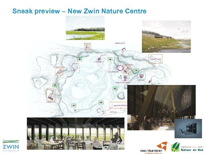 Sneak preview – New Zwin Nature Centre