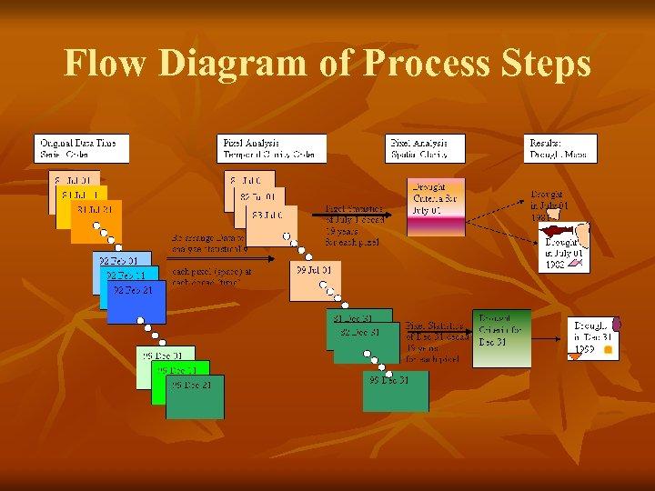 Flow Diagram of Process Steps
