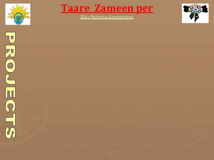 Taare Zameen per Kids Painting Competition