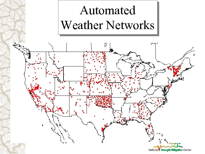 Automated Weather Networks