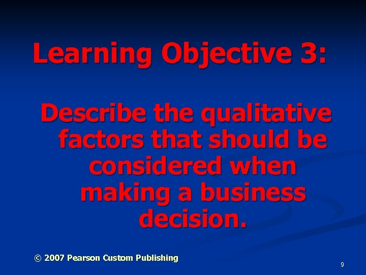 describe tge factprs to consider when The following factors are suggestions that allow for effective communication: - consider cultural differences and adjust your communication as needed - learn to listen good listening strategies include giving the other person time to formulate his/ her response, eliminating.