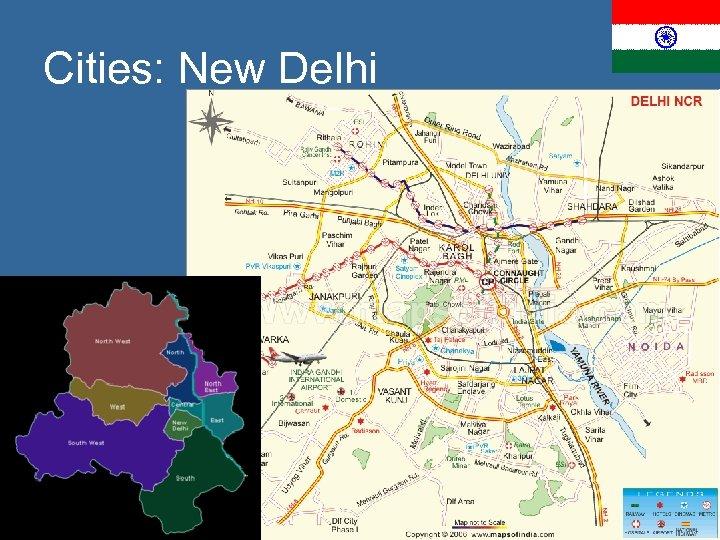 Cities: New Delhi