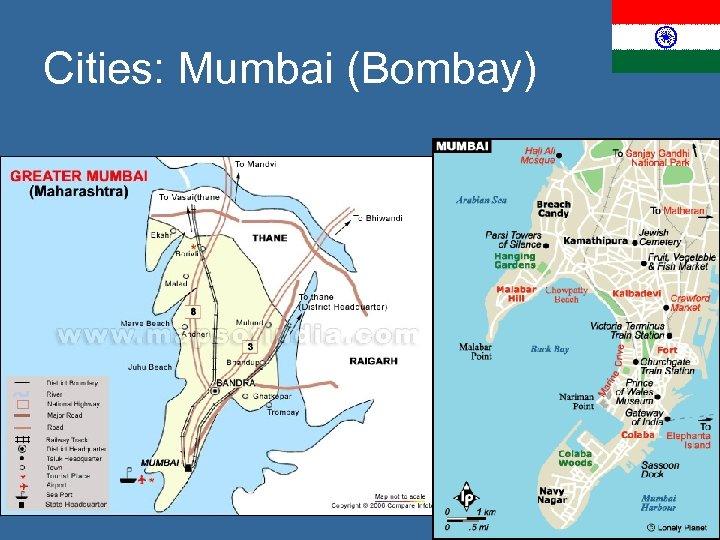 Cities: Mumbai (Bombay)
