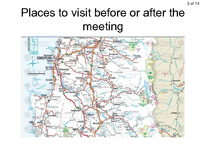 3 of 14 Places to visit before or after the meeting
