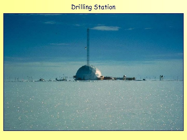 Drilling Station