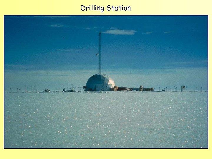 Drilling Station