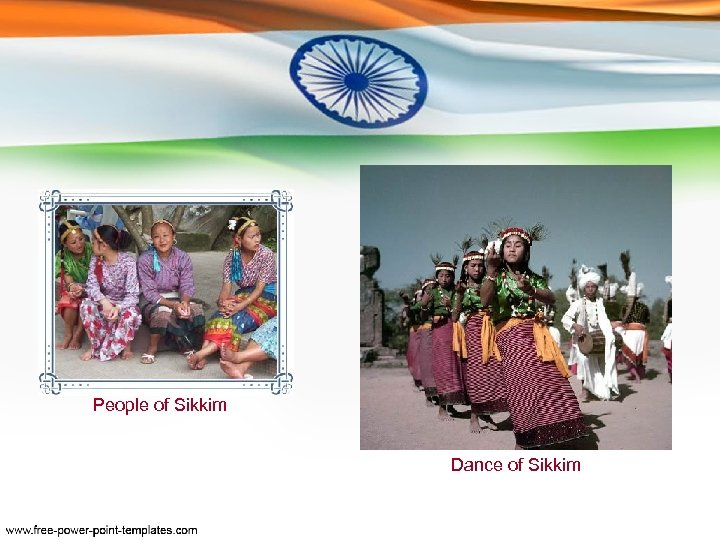 People of Sikkim Dance of Sikkim