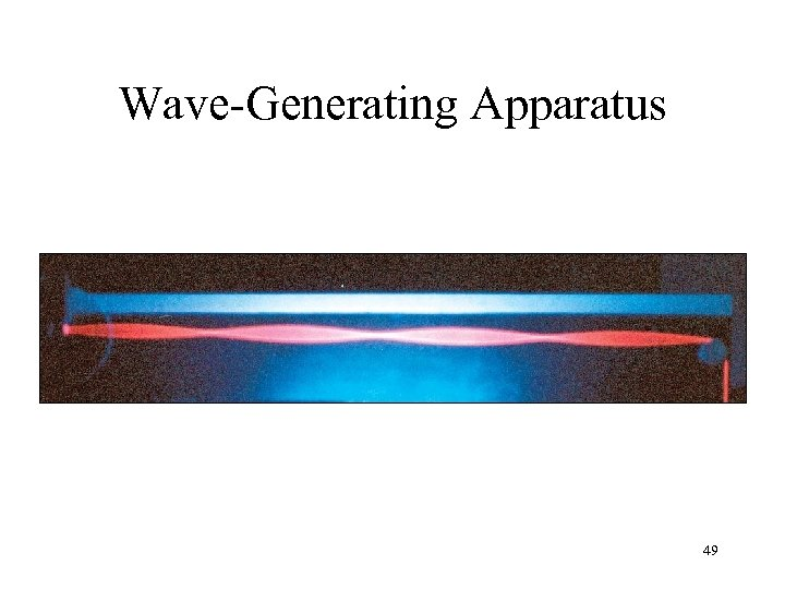 Wave-Generating Apparatus 49