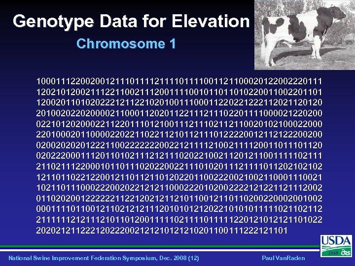 Genotype Data for Elevation Chromosome 1 10001112200200121110111121111001121100020122002220111 1202101200211122110021112001111001011011010220011002201101 12002011010202221211221020100111000112202212221120120 201002022020000211000112020112211102201111000021220200 0221012020002211220111012100111211102112110020102100022000 2201000201100002202211210112111012222001211212220020020202012221100222222200221211112100211112001101120 0202220001112011010211121211102022100211201211001111102111 2110211122000101101110202200221110102011121111011202102102